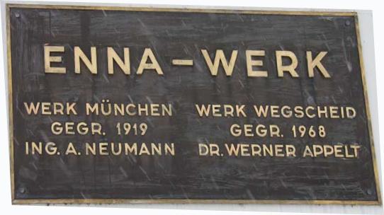Entfernungsmesser München : Enna werk betrieb